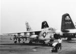 なまくら はげるさんが、厚木飛行場で撮影したアメリカ海軍 A-7 Corsair IIの航空フォト(写真)