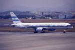 mountainhomeさんが、名古屋飛行場で撮影したアルゼンチン空軍 757-23Aの航空フォト(写真)