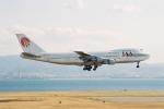 HEATHROWさんが、関西国際空港で撮影した日本アジア航空 747-246Bの航空フォト(写真)