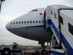NAOTOさんが、羽田空港で撮影した全日空 747-481の航空フォト(写真)