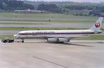 starry-imageさんが、成田国際空港で撮影した日本航空 DC-8-62Hの航空フォト(写真)