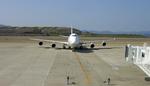 NAOTOさんが、長崎空港で撮影した全日空 747-481の航空フォト(写真)