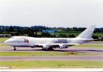 リョウさんが、成田国際空港で撮影した日本航空 747-246F/SCDの航空フォト(写真)