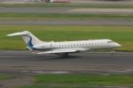 pringlesさんが、羽田空港で撮影したウィルミントン・トラスト・カンパニー BD-700-1A10 Global Expressの航空フォト(写真)