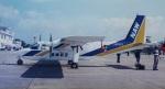 TKOさんが、長崎空港で撮影した長崎航空 BN-2B-20 Islanderの航空フォト(写真)