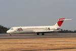 Masaさんが、高松空港で撮影した日本航空 MD-87 (DC-9-87)の航空フォト(写真)