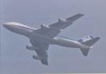 ギ―ピロさんが、羽田空港で撮影した全日空 747SR-81の航空フォト(写真)