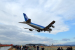Dreamer-K'さんが、仙台空港で撮影した全日空 747-481(D)の航空フォト(写真)