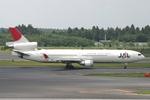 SKYLINEさんが、成田国際空港で撮影した日本航空 MD-11の航空フォト(写真)