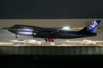 mameshibaさんが、成田国際空港で撮影した全日空 747-481(D)の航空フォト(写真)