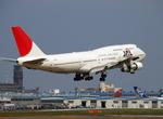 たぁさんが、成田国際空港で撮影した日本航空 747-346の航空フォト(写真)