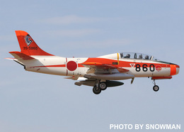 snowmanさんが、名古屋飛行場で撮影した航空自衛隊 T-1Bの航空フォト(写真)