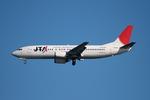 げんこつさんが、羽田空港で撮影した日本トランスオーシャン航空 737-429の航空フォト(写真)