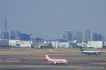 PASSENGERさんが、羽田空港で撮影した日本トランスオーシャン航空 737-446の航空フォト(写真)