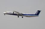 Koenig117さんが、熊本空港で撮影したANAウイングス DHC-8-402Q Dash 8の航空フォト(写真)