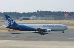 pringlesさんが、成田国際空港で撮影したアジア・アトランティック・エアラインズ 767-383/ERの航空フォト(写真)