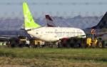 TKBKさんが、ツーソン国際空港で撮影したソラシド エア 737-4Y0の航空フォト(写真)