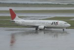 masa707さんが、那覇空港で撮影した日本トランスオーシャン航空 737-4Q3の航空フォト(写真)