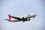 なないろさんが、那覇空港で撮影した日本トランスオーシャン航空 737-4Q3の航空フォト(写真)