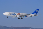EXIA01さんが、女満別空港で撮影した日本エアシステム A300B2K-3Cの航空フォト(写真)