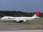 hachiさんが、成田国際空港で撮影した日本航空 747-246F/SCDの航空フォト(写真)
