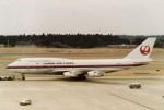 maverickさんが、成田国際空港で撮影した日本航空 747-346の航空フォト(写真)