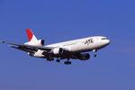 夏奈さんが、成田国際空港で撮影した日本航空 DC-10-40Iの航空フォト(写真)