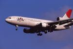 夏奈さんが、成田国際空港で撮影した日本航空 DC-10-40の航空フォト(写真)