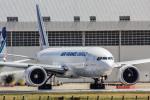 こだしさんが、成田国際空港で撮影したエールフランス航空 777-F28の航空フォト(写真)