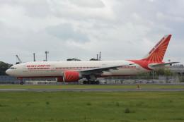 banshee02さんが、成田国際空港で撮影したエア・インディア 777-237/LRの航空フォト(写真)