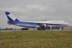 takemasaさんが、テューペロ・リージョナル空港で撮影した全日空 747-481(D)の航空フォト(写真)
