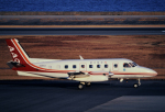 チャーリーマイクさんが、大分空港で撮影した朝日航空 EMB-110P1 Bandeiranteの航空フォト(写真)