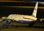 tomo@Germanyさんが、羽田空港で撮影したアメリカ空軍 757-2Q8の航空フォト(写真)