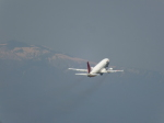 ヒロポンさんが、福島空港で撮影した日本トランスオーシャン航空 737-4Q3の航空フォト(写真)