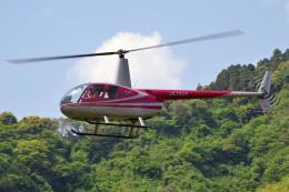 apphgさんが、静岡ヘリポートで撮影した日本法人所有 R44 Astroの航空フォト(写真)