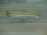 まひとさんが、福岡空港で撮影した日本エアコミューター 340Bの航空フォト(写真)