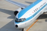amagoさんが、神戸空港で撮影した全日空 767-381の航空フォト(写真)