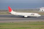 ヤマダ電機さんが、中部国際空港で撮影した日本トランスオーシャン航空 737-4Q3の航空フォト(写真)