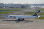 parurunさんが、羽田空港で撮影したスカイマーク 767-36N/ERの航空フォト(写真)