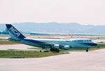 parurunさんが、関西国際空港で撮影した日本貨物航空 747-281F/SCDの航空フォト(写真)