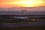 小鉢さんが、中部国際空港で撮影した日本トランスオーシャン航空 737-4Q3の航空フォト(写真)