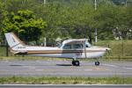 mameshibaさんが、調布飛行場で撮影したアイベックスアビエイション 172P Skyhawk IIの航空フォト(写真)