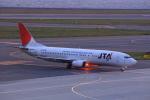 airline Nagoyaさんが、中部国際空港で撮影した日本トランスオーシャン航空 737-4Q3の航空フォト(写真)
