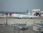 toyokoさんが、成田国際空港で撮影した日本航空 747-446Dの航空フォト(写真)