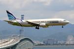 Tomo-Papaさんが、関西国際空港で撮影したエアプサン 737-48Eの航空フォト(写真)