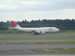 kobaさんが、成田国際空港で撮影した日本航空 747-346の航空フォト(写真)