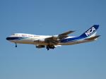 hryk207さんが、成田国際空港で撮影した日本貨物航空 747-2D3B(SF)の航空フォト(写真)