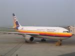 けろんさんが、羽田空港で撮影した日本エアシステム A300B4-203の航空フォト(写真)