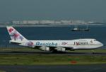 チャーリーマイクさんが、羽田空港で撮影したJALウェイズ 747-246Bの航空フォト(写真)