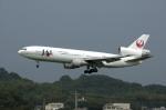 Gambardierさんが、福岡空港で撮影した日本航空 DC-10-40Iの航空フォト(写真)